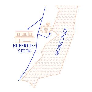 Land- und Stadt- karten Illustration