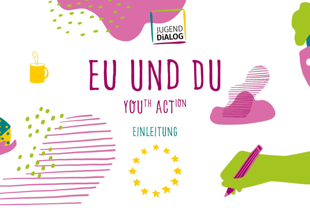 Fine Heininger. Illustration, Berlin, Spiel-Illustration, Deutscher Bundesjugendring, DBJR, EU und Du, YOUth ACTion